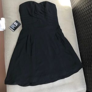 🖤 Black Sweetheart Dress